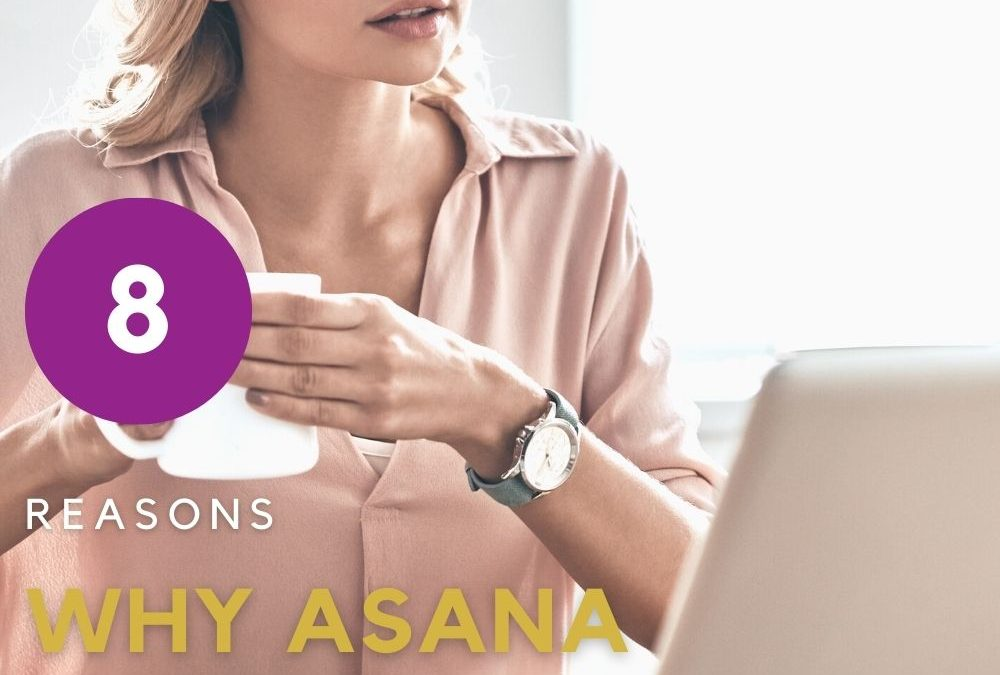 8 Reasons you need Asana to manage your business