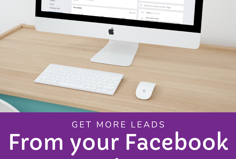 Get more leads from your Facebook Group using Group Funnels